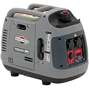 briggs and stratton p2000 generator reviews