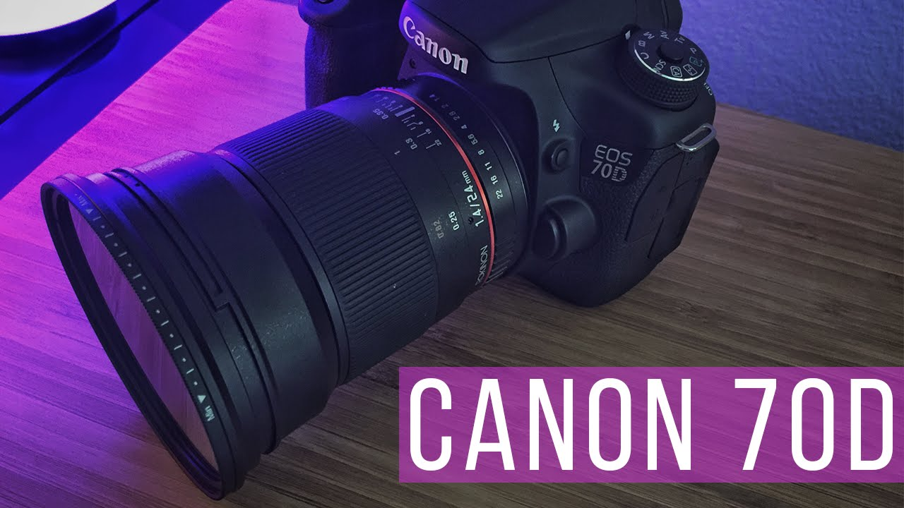 canon eos 70d review youtube