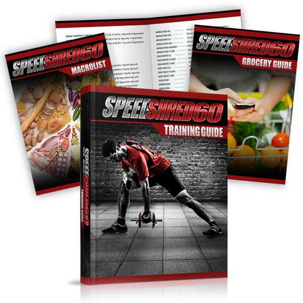 deltafit speed shred workout review