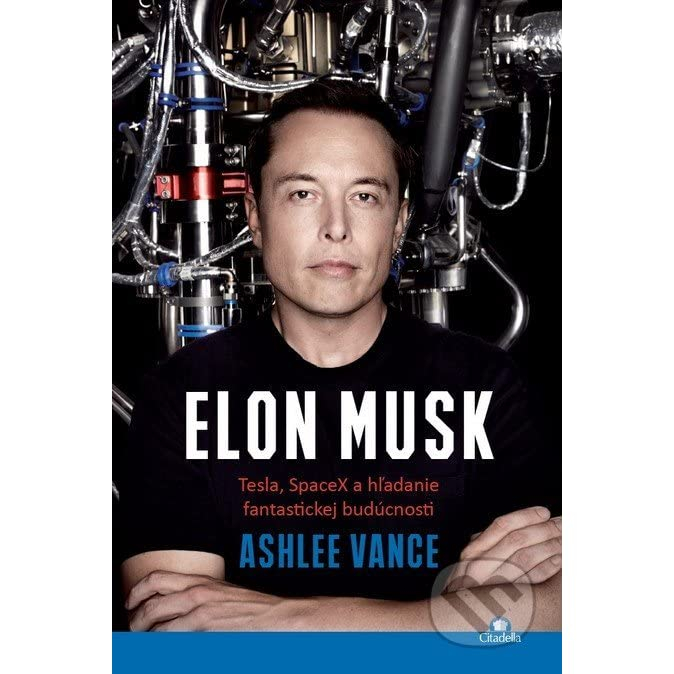 elon musk ashlee vance review
