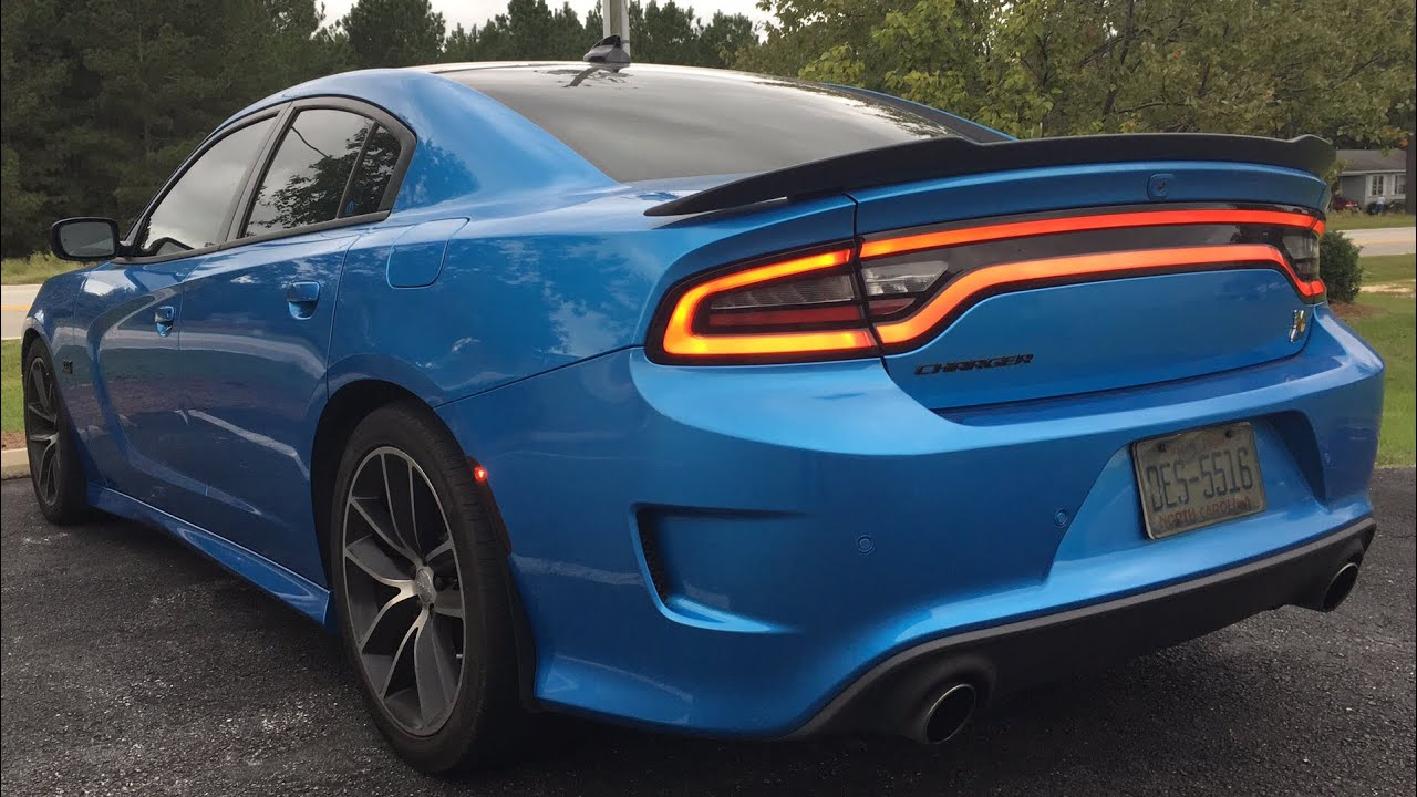dodge charger scat pack review