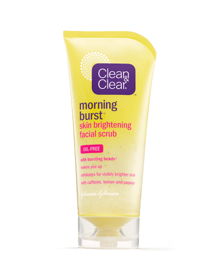 clean and clear brightening scrub review