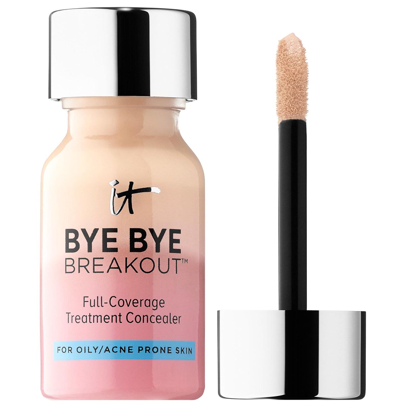 it cosmetics bye bye concealer review