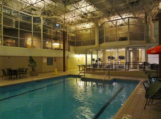 crowne plaza chicago o hare reviews