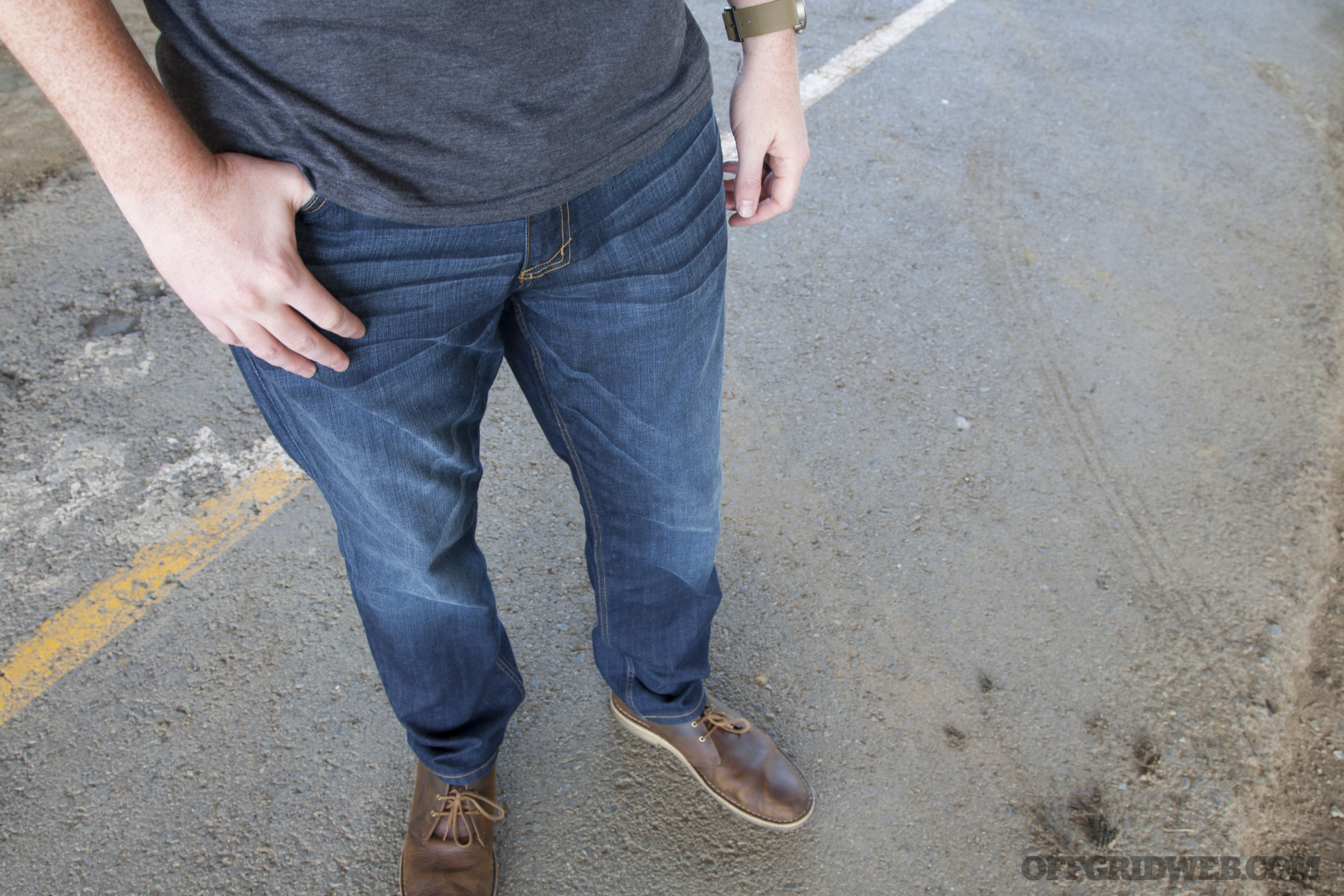 5.11 defender flex jeans review