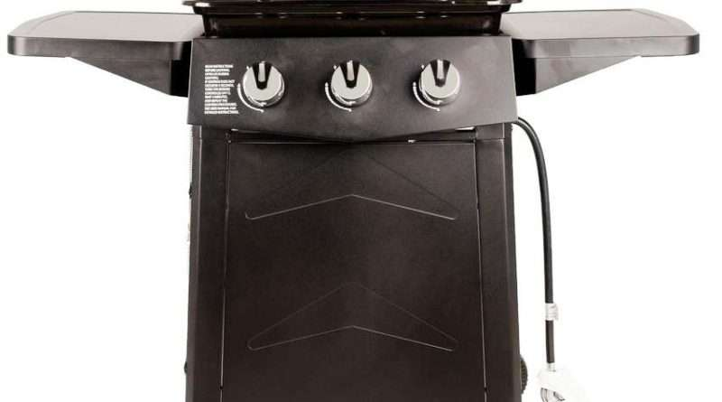 dyna glo 3 burner grill reviews