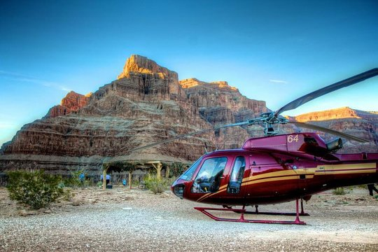 helicopter tours from vegas to grand canyon review