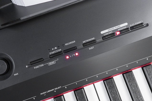 digital piano reviews for beginners