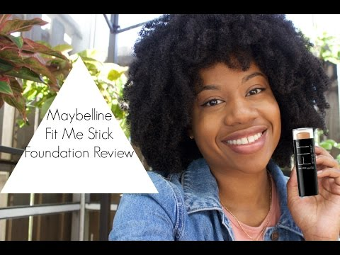 maybelline fit me foundation 355 review