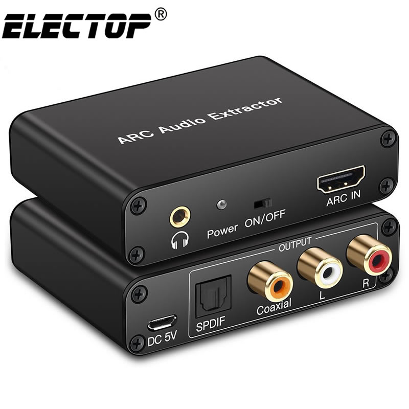 hdmi to analog audio converter reviews