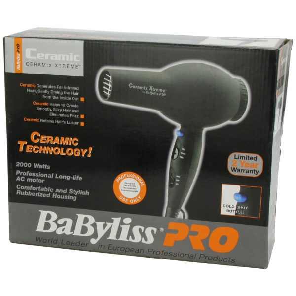 babyliss pro bab2000 ceramix xtreme dryer review
