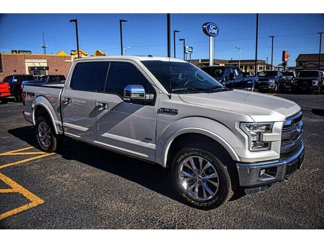 2016 ford f 150 platinum review