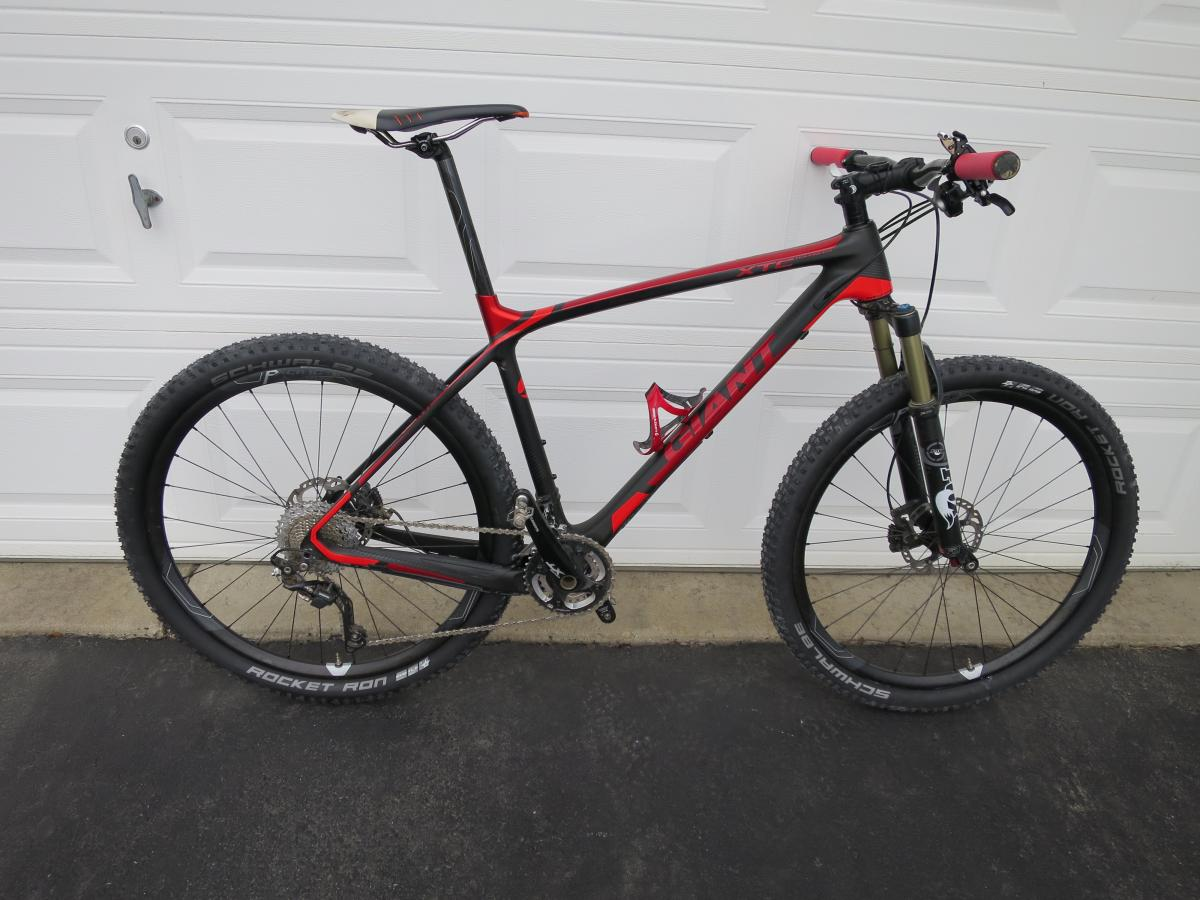 giant xtc advanced 27.5 1 review