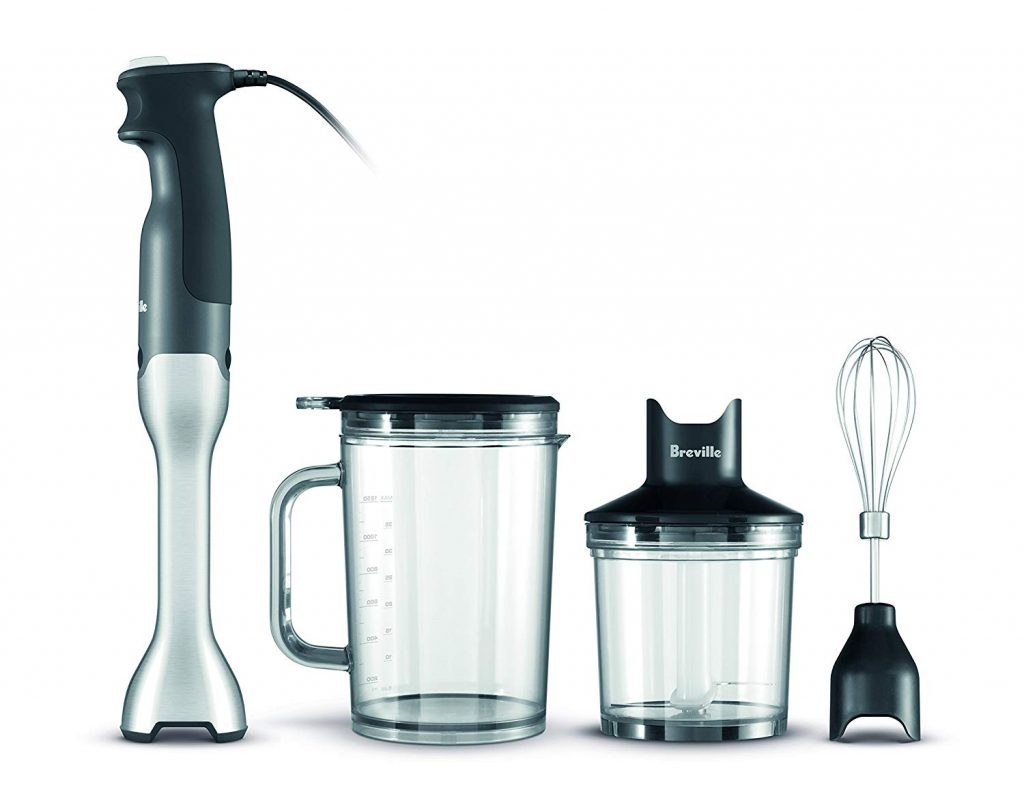 breville control grip immersion blender review
