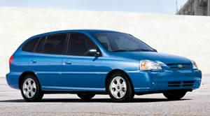 2003 kia rio rx v hatchback review