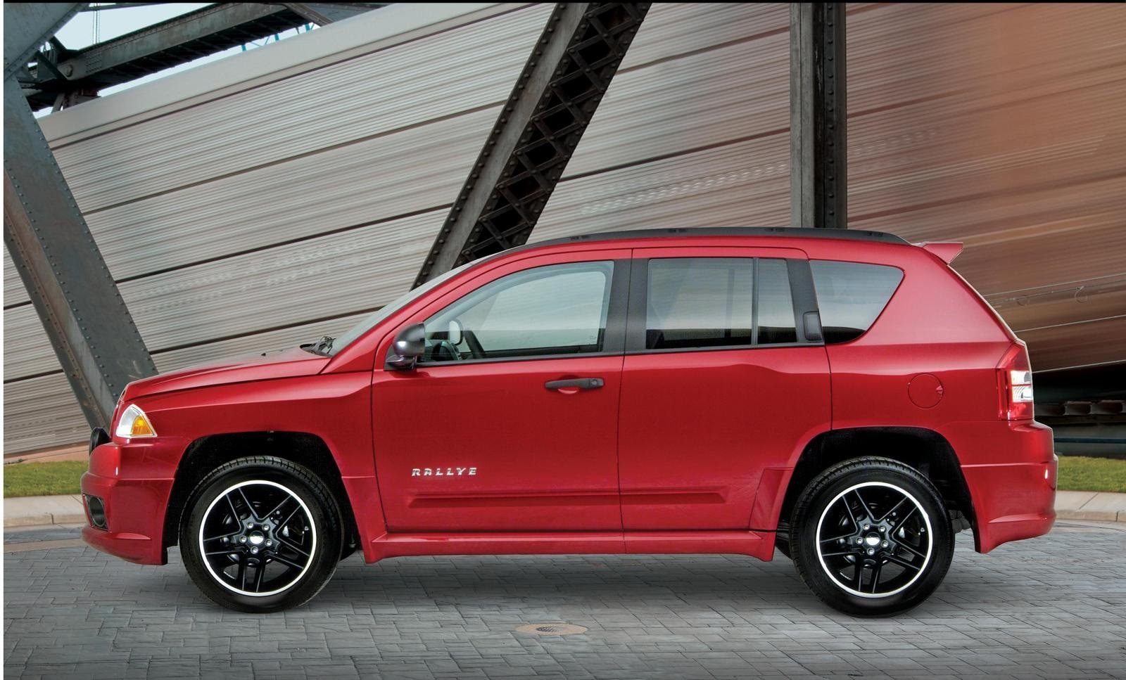 2007 jeep compass limited reviews
