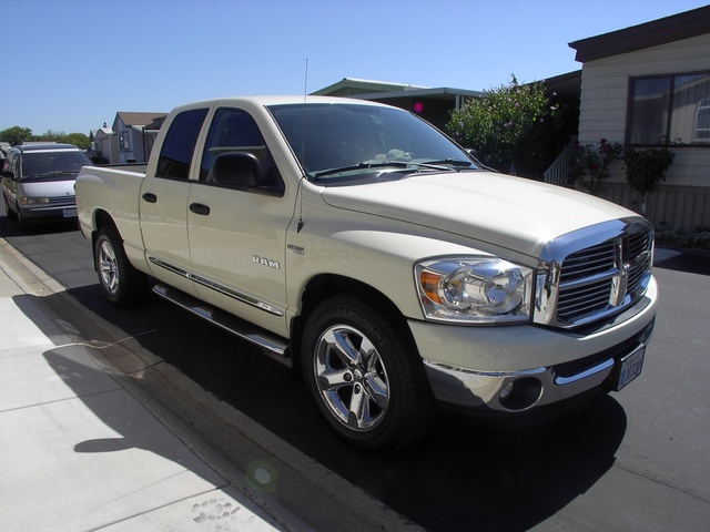 2008 dodge ram 1500 reviews