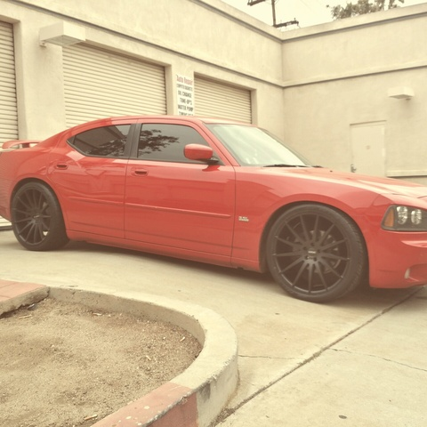 2010 dodge charger rallye review