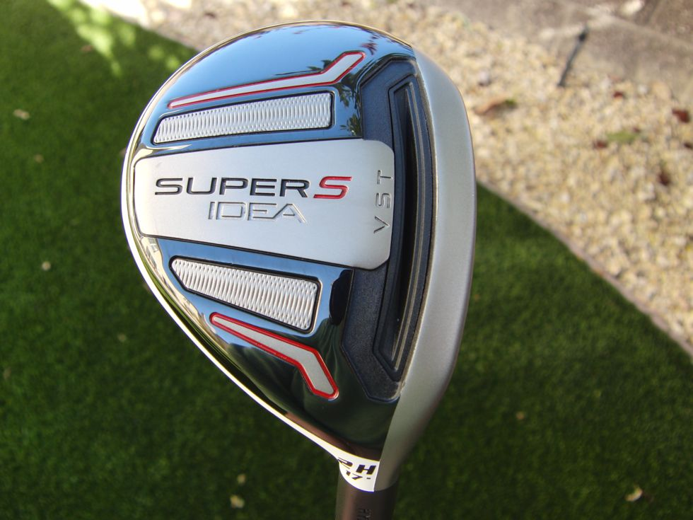 2012 adams idea super hybrid review