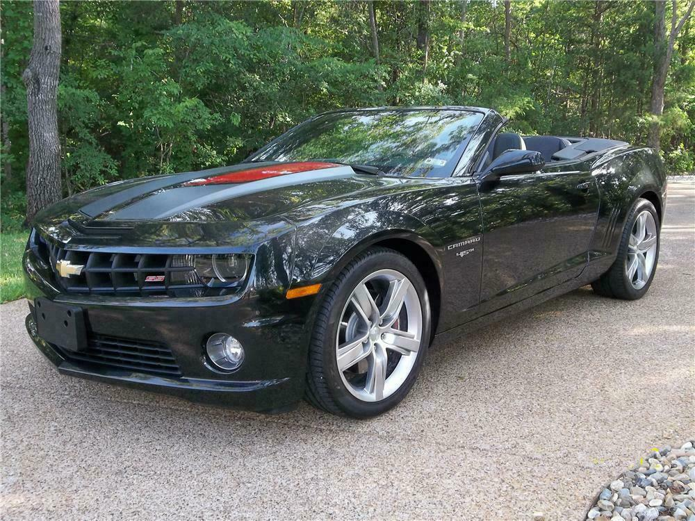 2012 chevy camaro ss review