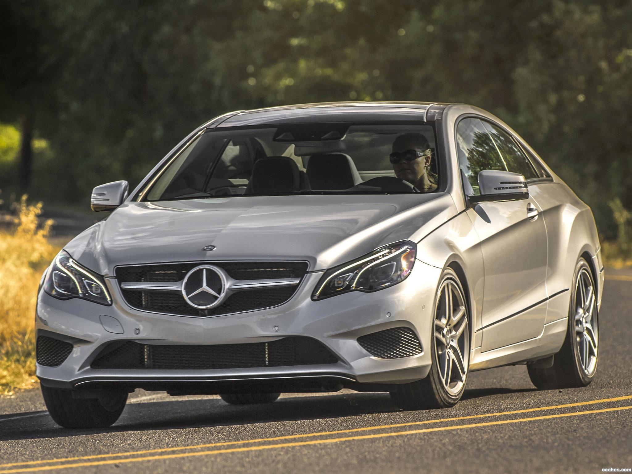 2013 mercedes e350 coupe 4matic review