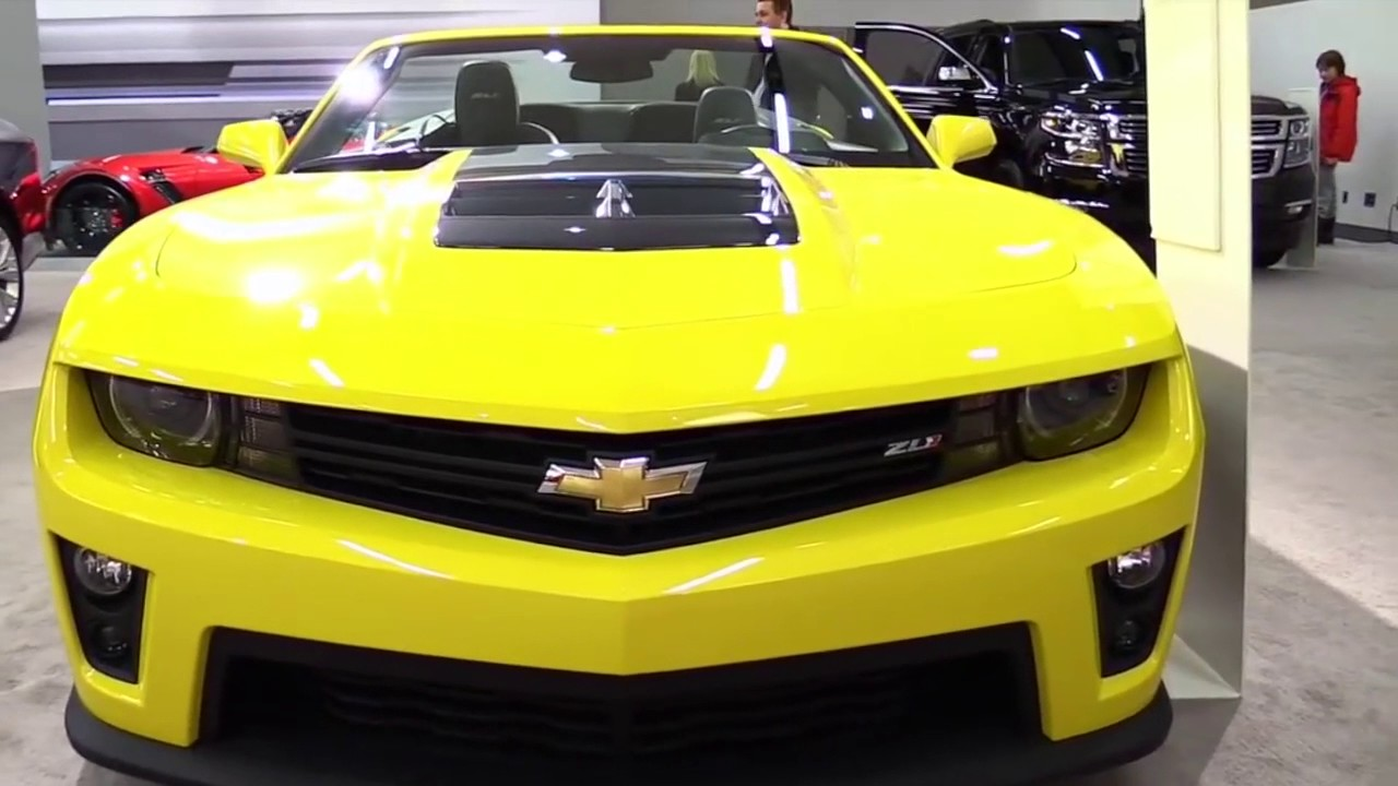 2014 camaro zl1 convertible review