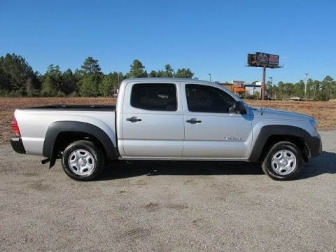 2016 tacoma 4 cylinder review