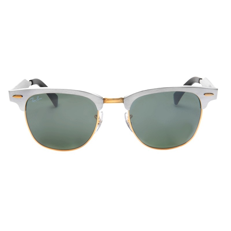 ray ban clubmaster aluminum review
