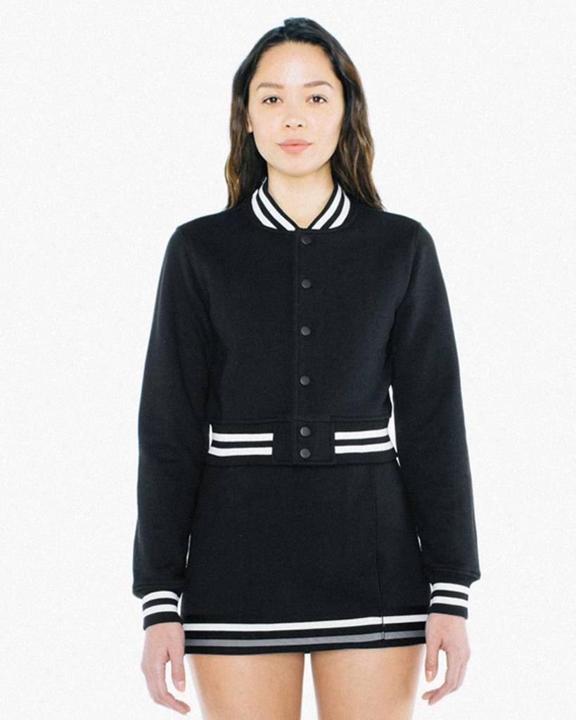 american apparel amelia jacket review