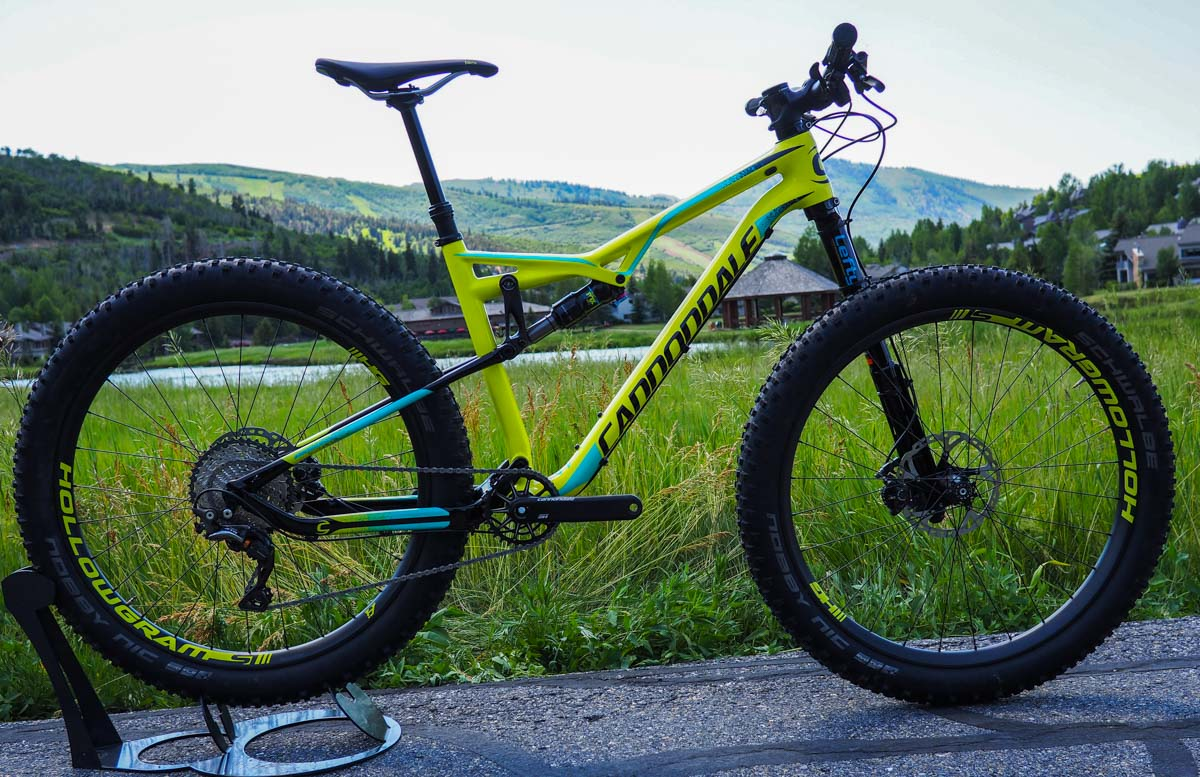 cannondale cujo 2 27.5 review