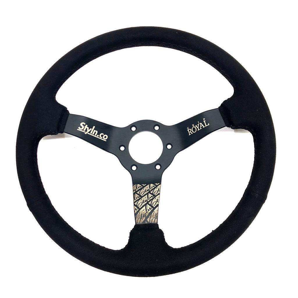 grip royal steering wheel review