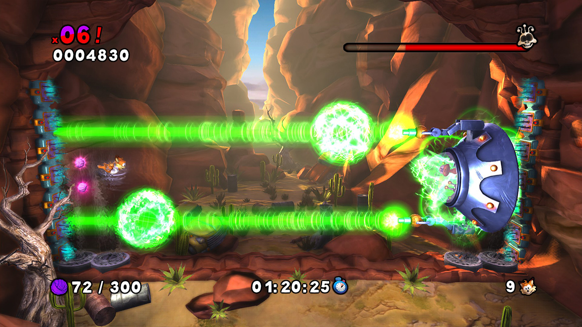 bubsy the woolies strike back review