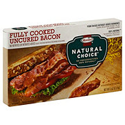 hormel natural choice bacon review