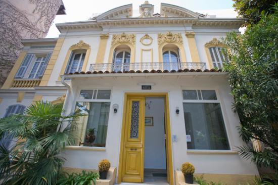 hotel belle meuniere nice reviews