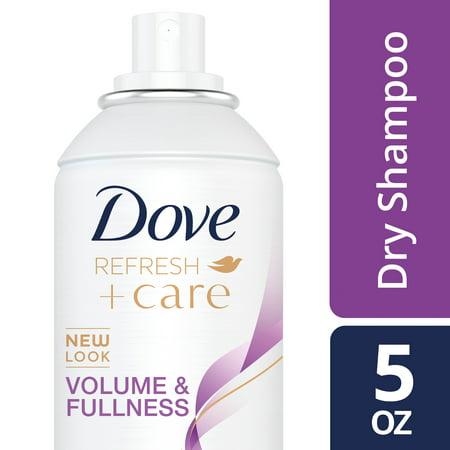 dove refresh care invigorating dry shampoo review