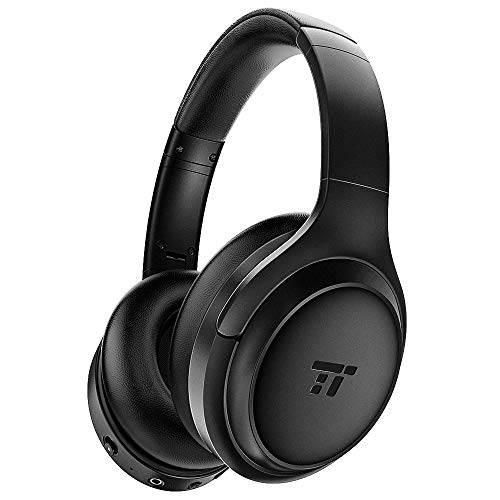 taotronics active noise cancelling bluetooth headphones review