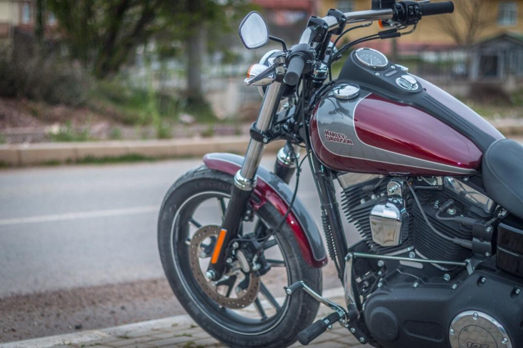 harley street bob special edition review