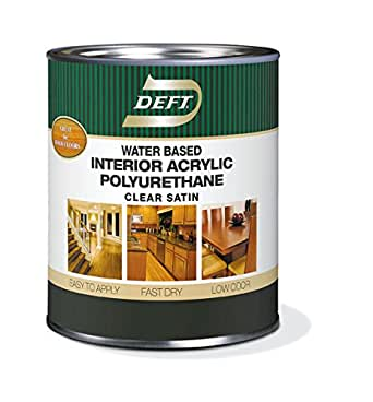 deft water based polyurethane reviews