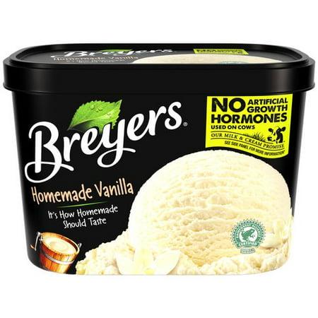 breyers samoa ice cream review