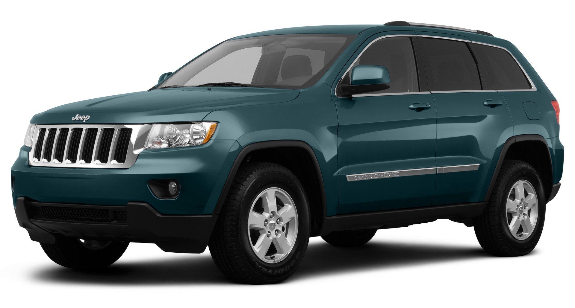 2012 jeep grand cherokee laredo review