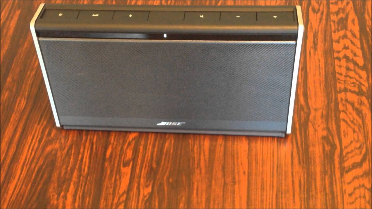 bose soundlink wireless mobile speaker review