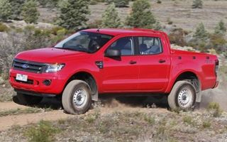 2012 ford ranger px xl 4x4 review