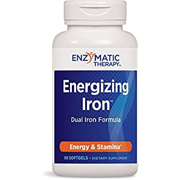 enzymatic therapy ultimate iron reviews