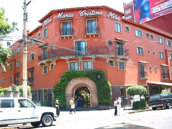hotel maria cristina mexico city reviews