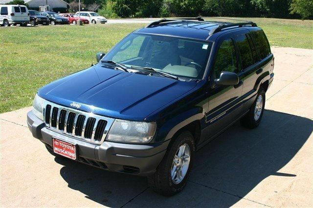 2003 jeep grand cherokee laredo reviews