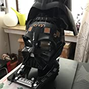 black series vader helmet review