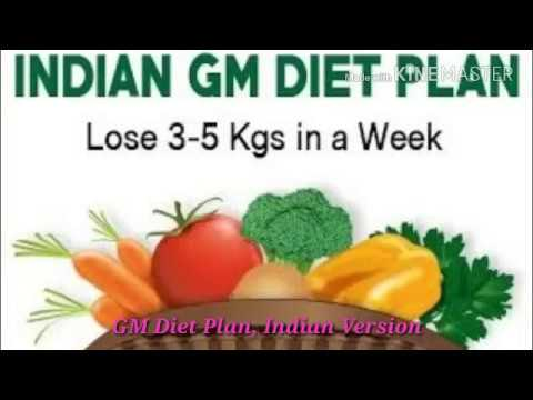 gm diet indian version reviews