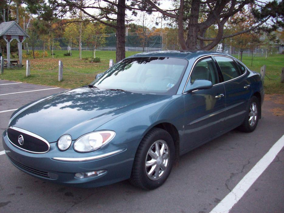 2006 buick allure cxl review