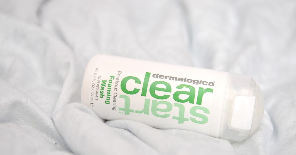 dermalogica clear start foaming wash reviews