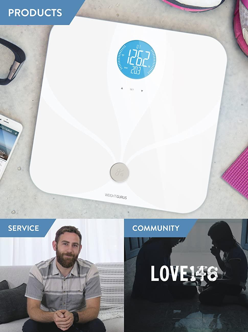 weight gurus wifi smart scale review